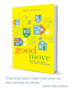 Good move the book about moving with kids