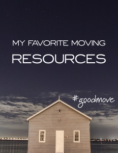 favorite moving resources