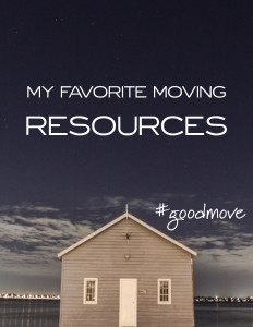 best moving resources