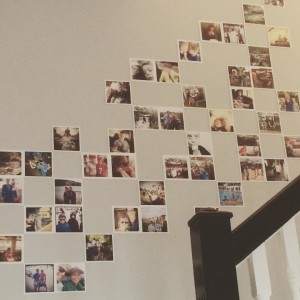 How to Make an Instagram Photo Wall